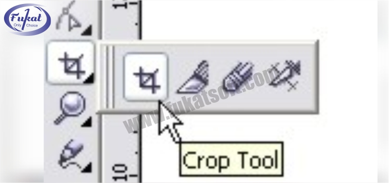 Crop Tool in Corel DRAW - Fukatsoft Blog