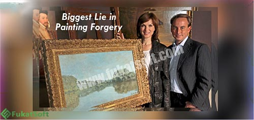 Biggest Lie in Painting Forgery