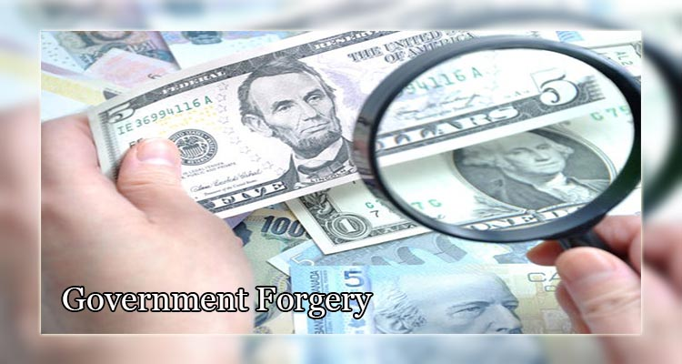 Government Forgery