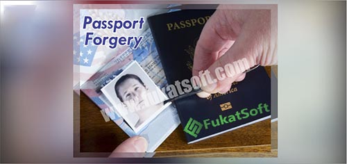 Passport Forgery