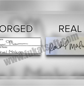 Signature Forgery featured image