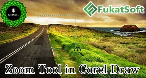 Zoom Tool In Corel DRAW