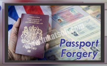 passport forgery featured image