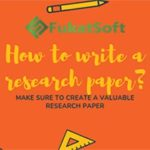 How to write a research paper?