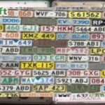 Vehicle Registration Plates and their design in Pakistan
