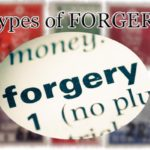 What is FORGERY Types of FORGERY