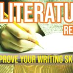 how to write letrature review