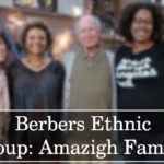 Berbers Ethnic Group Amazigh Families