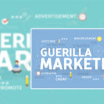 Guerrilla marketing the giant business for promoting the products