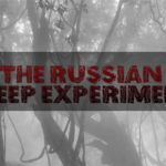 Russian Sleep Experiment, a research on the human brain