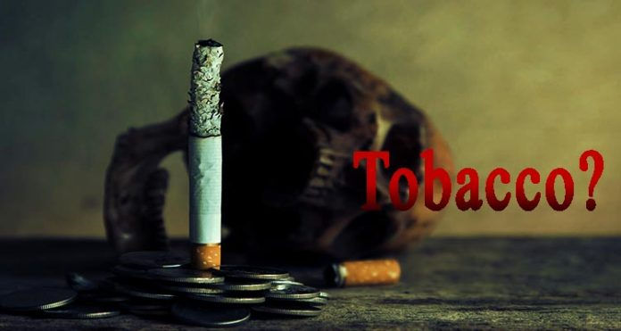 Consumption of tobacco and its impact