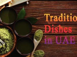 Traditional Dishes in UAE