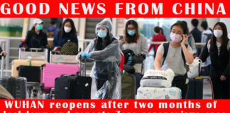 China reopens after lockdown