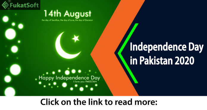 Pakistan's Independence Day,