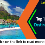 Top 10 holiday destination