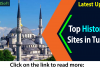 Top historical sites in turkey